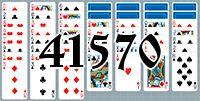 Пасьянс №41570