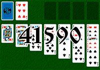 Пасьянс №41590