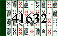 Пасьянс №41632