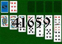 Пасьянс №41659