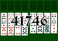 Пасьянс №41746