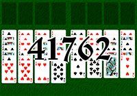 Пасьянс №41762