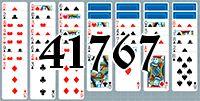 Пасьянс №41767