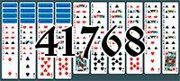 Пасьянс №41768