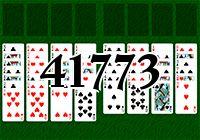 Пасьянс №41773