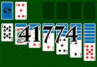 Пасьянс №41774