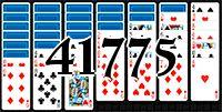 Пасьянс №41775