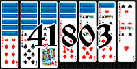 Пасьянс №41803