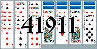 Пасьянс №41911