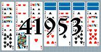 Пасьянс №41953