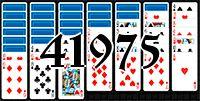 Пасьянс №41975