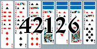 Пасьянс №42126