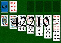 Пасьянс №42210