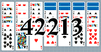 Пасьянс №42213