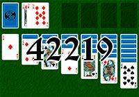 Пасьянс №42219