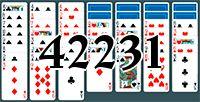 Пасьянс №42231