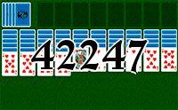 Пасьянс №42247