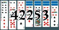 Пасьянс №42253