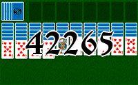 Пасьянс №42265