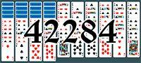 Пасьянс №42284