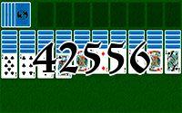 Пасьянс №42556