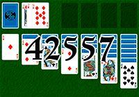Пасьянс №42557