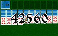 Пасьянс №42560