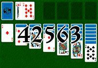 Пасьянс №42563