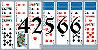 Пасьянс №42566