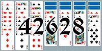 Пасьянс №42628