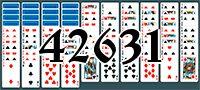 Пасьянс №42631
