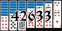 Пасьянс №42633