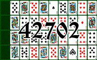 Пасьянс №42702