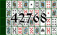 Пасьянс №42768