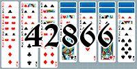 Пасьянс №42866