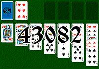 Пасьянс №43082