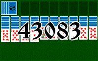 Пасьянс №43083