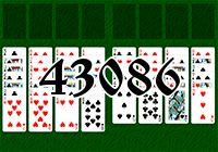 Пасьянс №43086