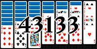 Пасьянс №43133