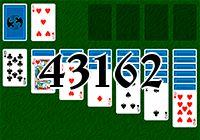 Пасьянс №43162