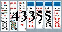 Пасьянс №43355