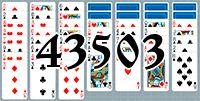 Пасьянс №43503