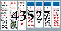 Пасьянс №43527