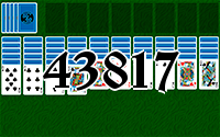 Пасьянс №43817