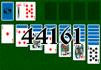 Пасьянс №44161