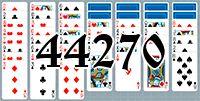 Пасьянс №44270