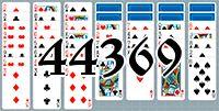 Пасьянс №44369
