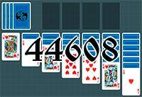 Пасьянс №44608
