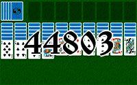 Пасьянс №44803