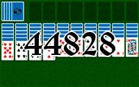 Пасьянс №44828